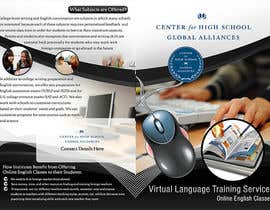 #19 cho Brochure Design for Center for High School Global Alliances bởi creationz2011