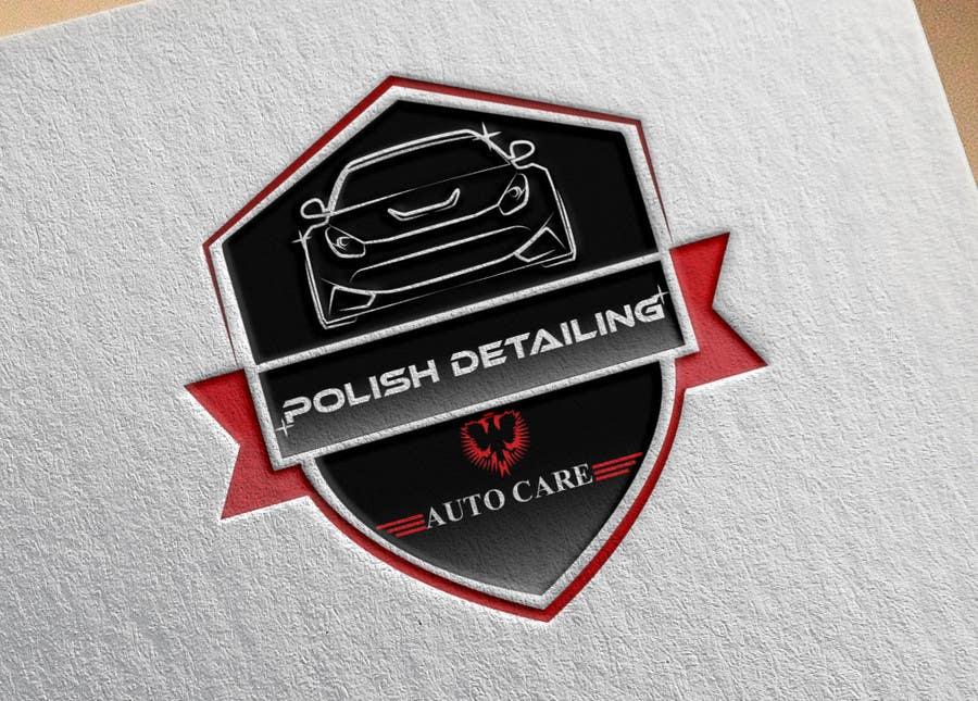 Entry 37 By Creativebooster For Car Detailing Logo Freelancer