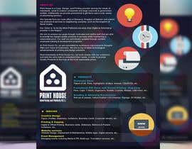 #15 untuk Design a Flyer for Print House Services oleh VALLOW