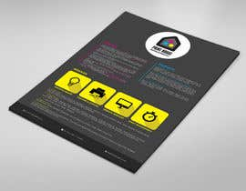 #8 untuk Design a Flyer for Print House Services oleh LemonIron