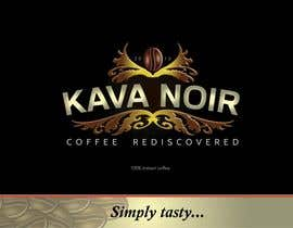 #47 for Logo Design for KAVA NOIR by KelvinOTIS
