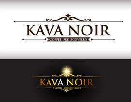 nº 60 pour Logo Design for KAVA NOIR par Bkreative