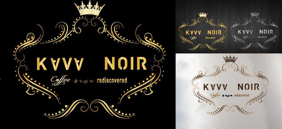 Конкурсная заявка №188 для Logo Design for KAVA NOIR