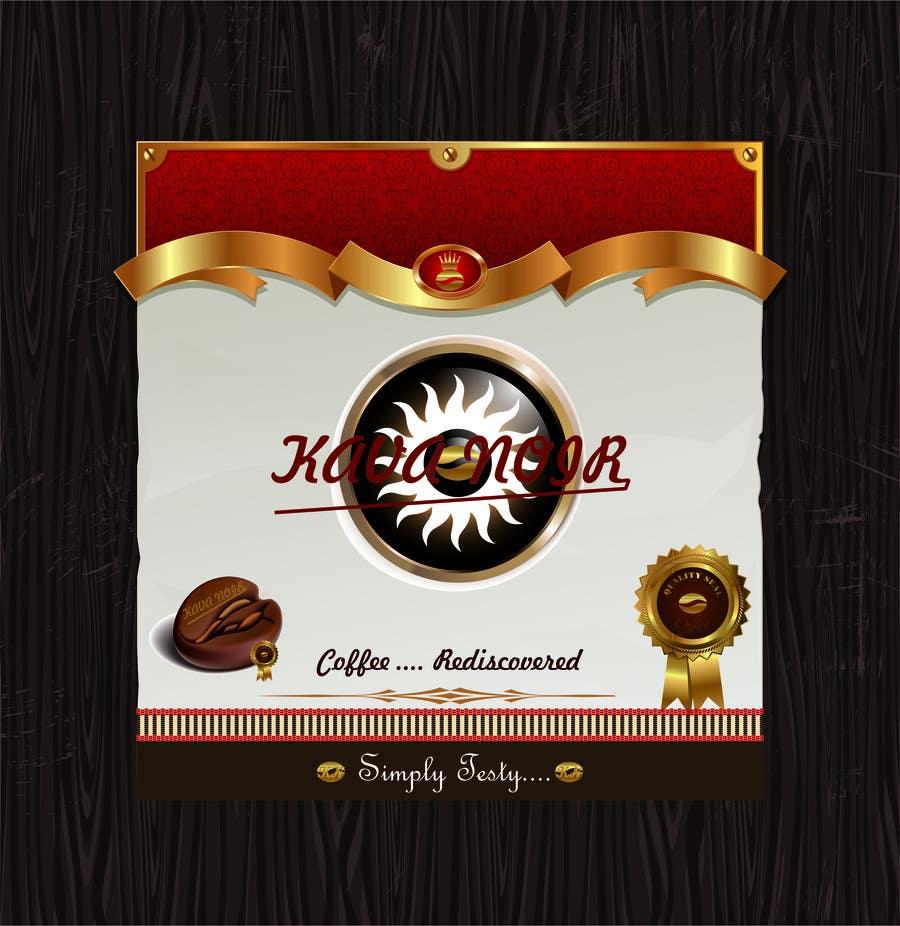 Конкурсная заявка №301 для Logo Design for KAVA NOIR