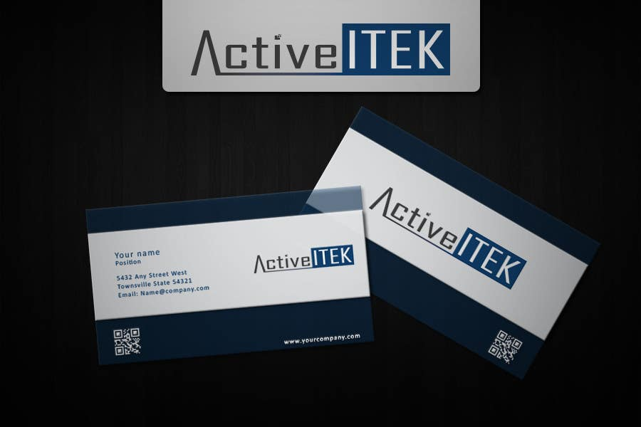 Kilpailutyö #316 kilpailussa Logo Design for ActiveItek