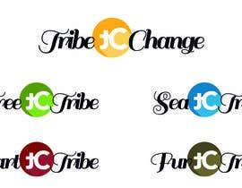 Nro 24 kilpailuun TribeChange Company Logo and Four Icons/ Logos käyttäjältä AdrianActitud