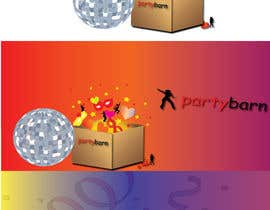 #8 para Graphic Design for Party Barn por Andrale