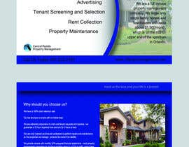 nº 61 pour Ashington Park Flyer Design for Central Florida Property Management par annaputnik