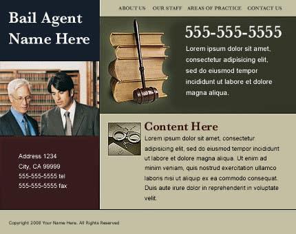 Penyertaan Peraduan #                                        2                                      untuk                                         Landing Page For My Bail Bond Company Google Adwords Campaigns