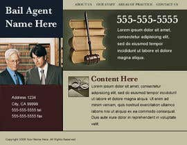 #2 untuk Landing Page For My Bail Bond Company Google Adwords Campaigns oleh witsolution