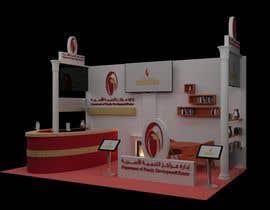 Nro 27 kilpailuun Exhibition stand 4 x 6 meters käyttäjältä stas2tuz