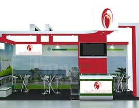 Nro 18 kilpailuun Exhibition stand 4 x 6 meters käyttäjältä idealarchitects