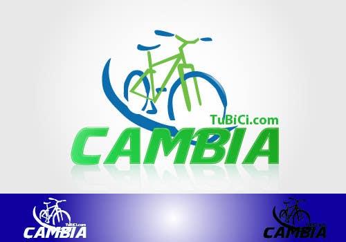 Konkurrenceindlæg #11 for Graphic Design for CambiaTuBici.com