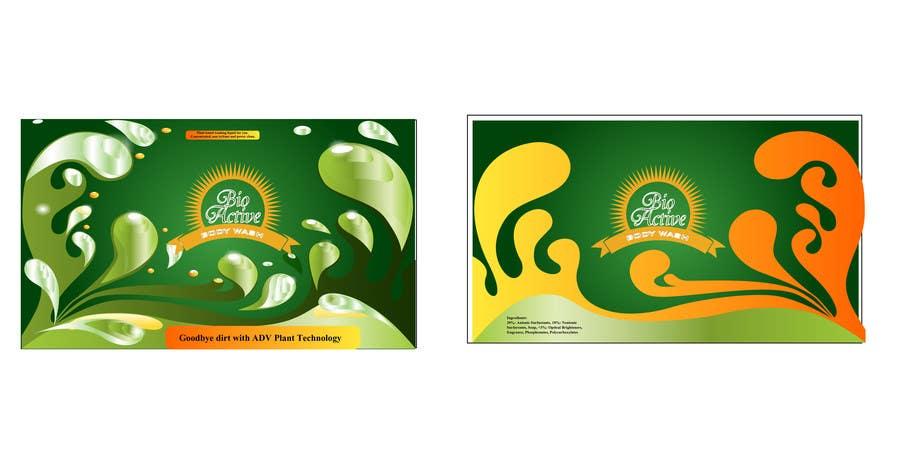 Kilpailutyö #                                        7                                      kilpailussa                                         Create Print and Packaging Designs biodetergent