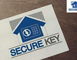#23 for Fazer o Design de um Logotipo ( Secure Key ) by SusanaRebocho