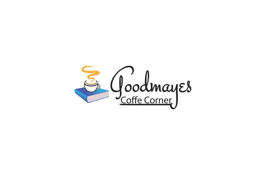Contest Entry #66 for Logo for a Coffee/Bookshop