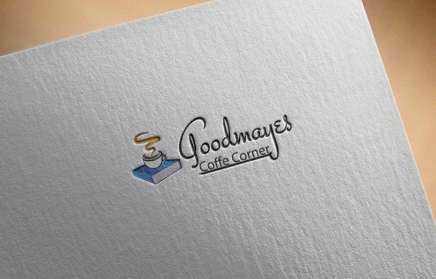 Contest Entry #67 for Logo for a Coffee/Bookshop