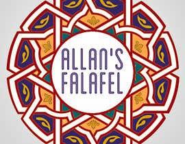 Nro 11 kilpailuun Logo for a Falafel restaurant käyttäjältä Roma1611