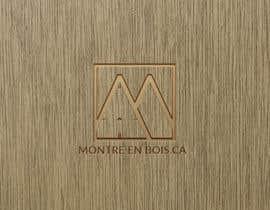 Nro 118 kilpailuun Logo design for woodwatch shop online käyttäjältä moeedrathor16