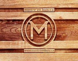 Nro 61 kilpailuun Logo design for woodwatch shop online käyttäjältä smarin77