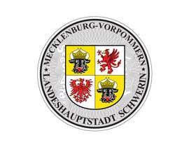 #6 pentru German License Plate Registration and State Seal Artwork de către ganjarelex