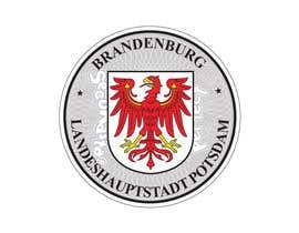 #8 pentru German License Plate Registration and State Seal Artwork de către ganjarelex
