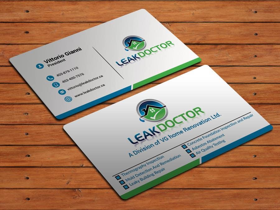 Entry #85 by ArifBinRabbani for Design some Business Cards | Freelancer