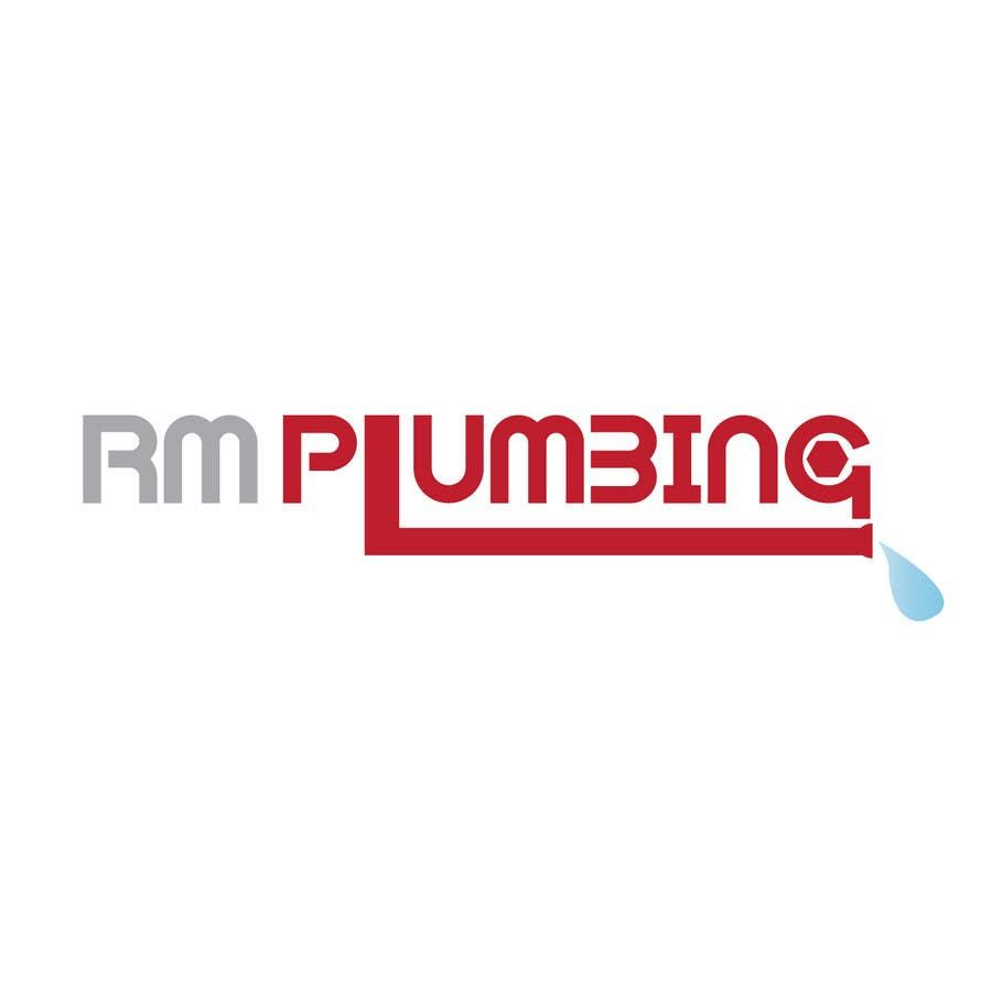 Penyertaan Peraduan #35 untuk Graphic Design for RM Plumbing