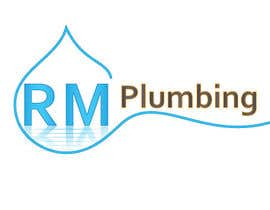 #124 para Graphic Design for RM Plumbing por sirvasili
