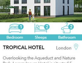dklimowicz tarafından Quick $50 Design a Website Element for a Hotel için no 64