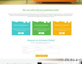#7 for Simple Wordpress website for Painting company by gurutech54