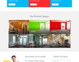 #11 for Simple Wordpress website for Painting company by nikhil33453