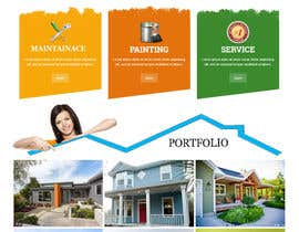#12 for Simple Wordpress website for Painting company by nikhil33453