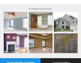 #6 for Simple Wordpress website for Painting company by roboe415
