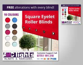 #16 untuk Graphic Design for AMC Lights Blinds And Bargains oleh wademd