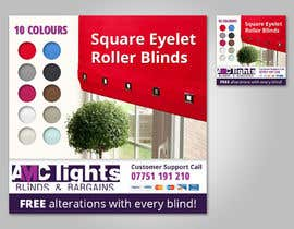 #15 untuk Graphic Design for AMC Lights Blinds And Bargains oleh wademd