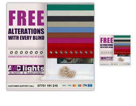 #21 untuk Graphic Design for AMC Lights Blinds And Bargains oleh VictorNdoromo