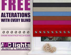 #19 untuk Graphic Design for AMC Lights Blinds And Bargains oleh VictorNdoromo