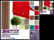 Graphic Design Конкурсная работа №30 для Graphic Design for AMC Lights Blinds And Bargains