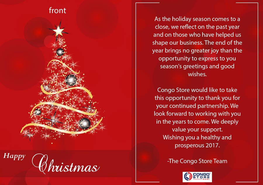 Entry 3 By Parthajitsaha92 For Create A Simple And Classy Christmas
