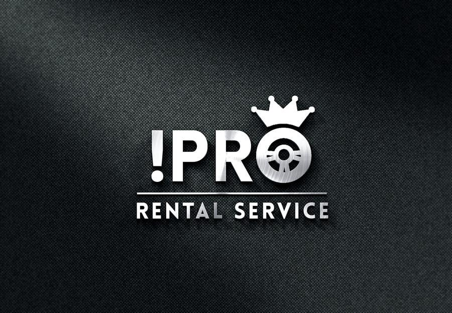 #55 for Design a Logo for car rental service company by brijwanth