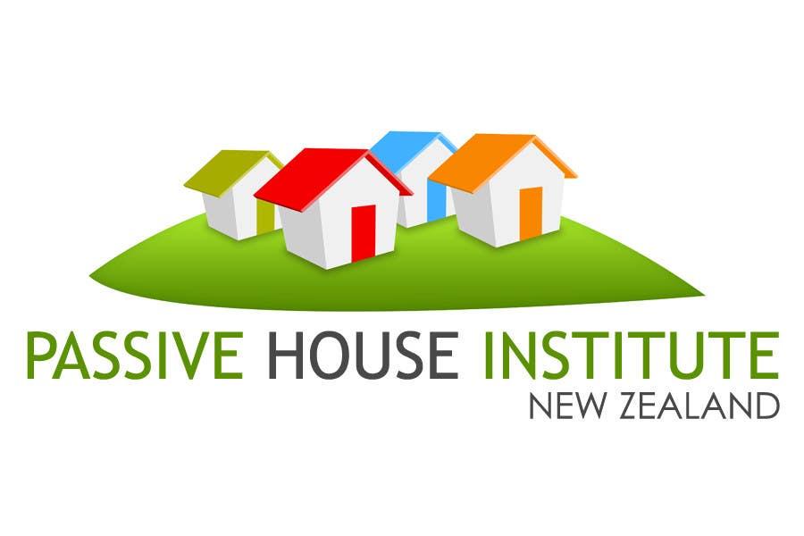 Participación en el concurso Nro.                                        465                                      para                                         Logo Design for Passive House Institute New Zealand