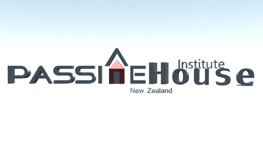 Contest Entry #                                        450                                      for                                         Logo Design for Passive House Institute New Zealand