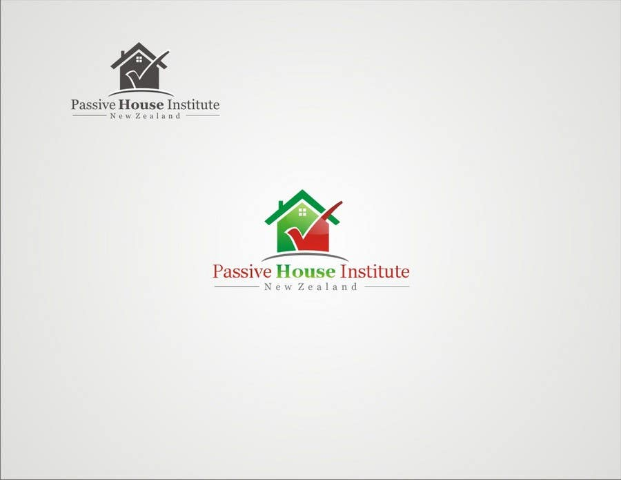Contest Entry #                                        370                                      for                                         Logo Design for Passive House Institute New Zealand