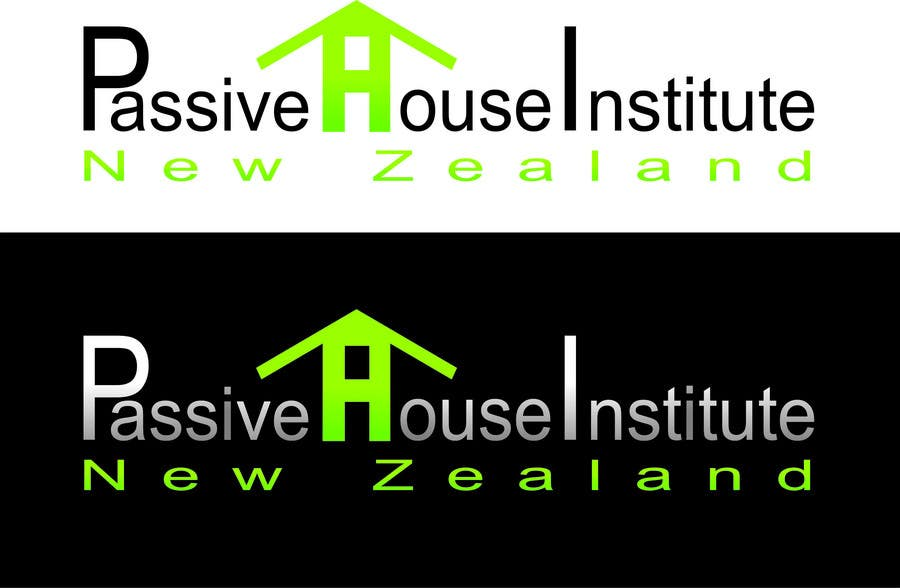 Contest Entry #                                        492                                      for                                         Logo Design for Passive House Institute New Zealand