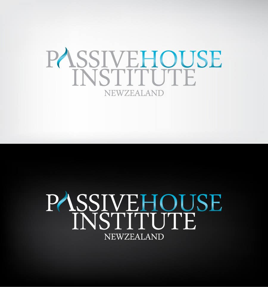 Contest Entry #                                        339                                      for                                         Logo Design for Passive House Institute New Zealand
