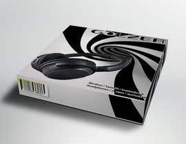 #19 para Design Headphones Product Retail Box por dfi7