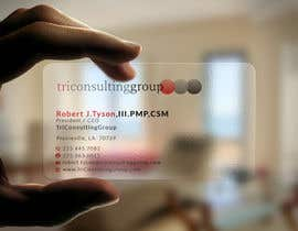 #25 für Design Business Card for TriConsultingGroup von mdahmed2549