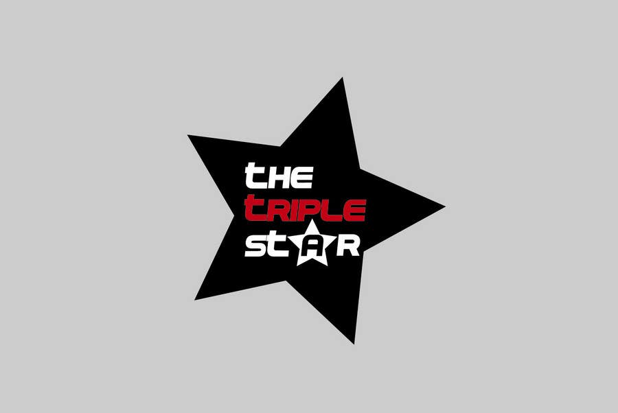 Contest Entry #                                        122                                      for                                         Logo Design for The Triple Star