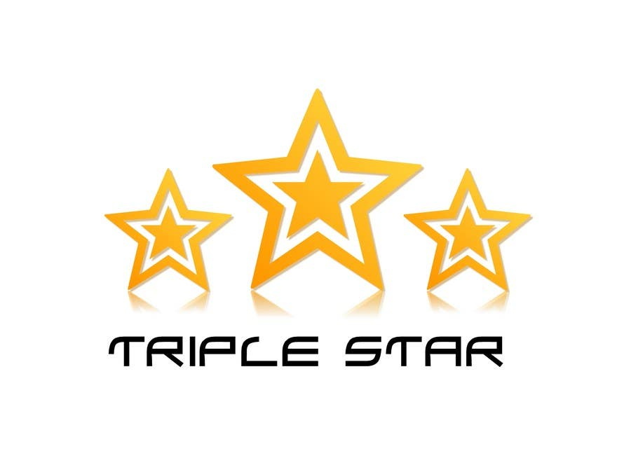 Contest Entry #                                        41                                      for                                         Logo Design for The Triple Star
